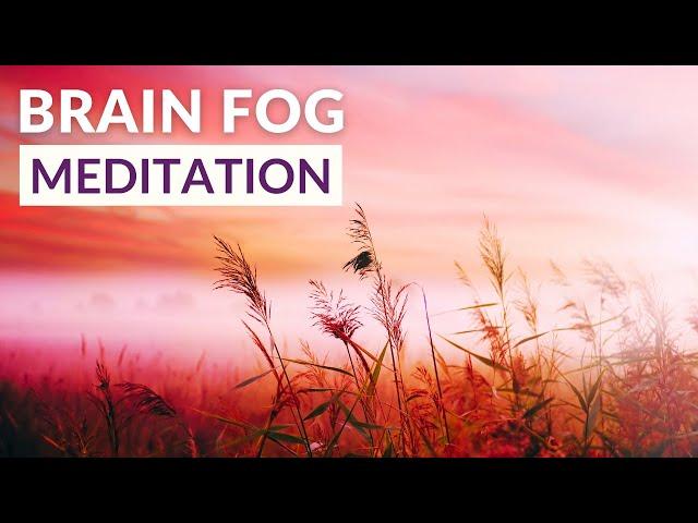HEAD FEEL FOGGY? Brain Fog Meditation