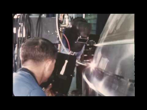 Saturn V Quarterly Film Report Number Three - August 1963 (archival film)