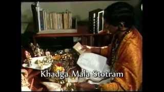 Sri Sukta Vidahnam Puja performed by Sri Chaitanyananda Natha Saraswathi.