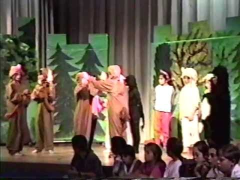 The Frog Prince - Production B - 1993 - Peter Noyes Elementary School