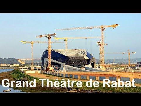 Grand Théâtre de Rabat 04/2018