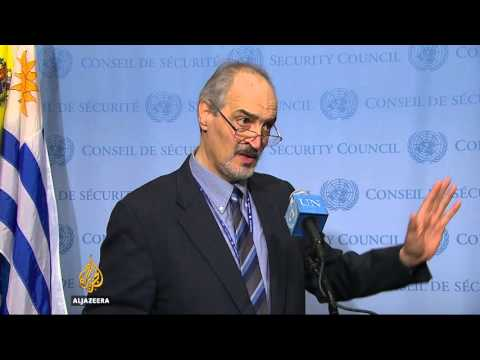 Syria's chief negotiator under pressure at Geneva talks