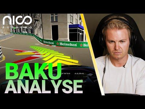 So meistert man die Baku Formel 1 Strecke! | Nico Rosberg
