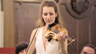 Vittorio Monti - Czardas - Johanna Röhrig - Violin And Orchestra - Live