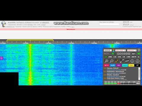 China Radio Int.  Ürümqi - Russian (Radio Kitaja) 1521 khz January 16th 2018
