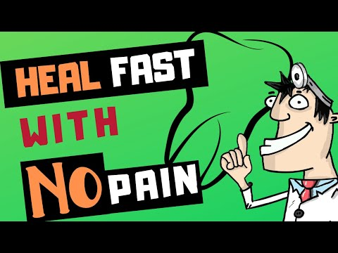Heal FAST After Wisdom Tooth Removal (NO PAIN MEDS!)