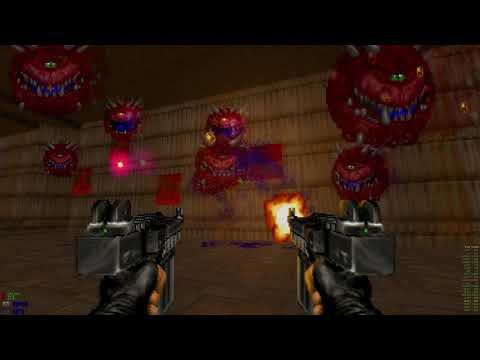 Brutal DooM Version 21 - Weapons and Items Review