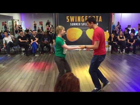 SWINGesota 2018 - Adv/All-Star JnJ - Eric Jacobson & Danika Dahl