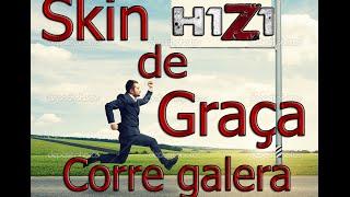 H1Z1 skins de graça galera , corra e pegue a sua !!