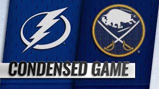 01/12/19 Condensed Game: Lightning @ Sabres