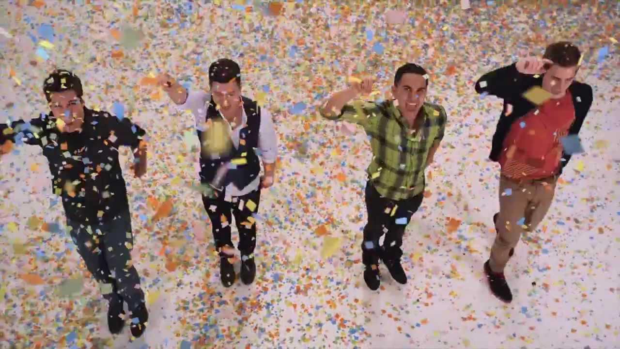 Confetti FallingBig Time CameoYouTube