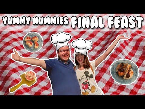 YUMMY NUMMY final feast!