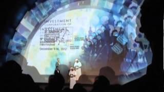 La Cérémonie de clôture du Dubai International Film Festival (2012) by Gérard Courant