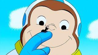 Georges le Petit Singe 🐵Georges, L'Astronaute 🐵Saison 1  🐵Dessin Animé 🐵Animation Pour Enfants