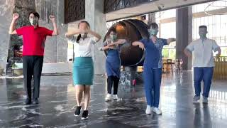 Pullman Phu Quoc Handwash Challenge