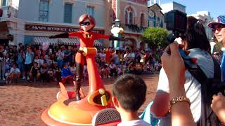2018.07.28 Pixar Water Play Street Party @ Mrs. Incredibles