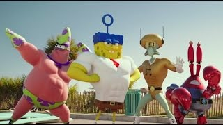 Губка Боб в Кино в 3Д - Русский Трейлер 2015