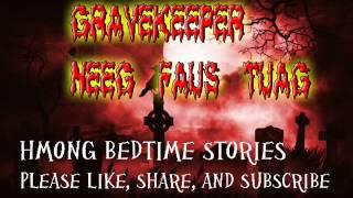 Gravekeeper Neeg Faus Tuag