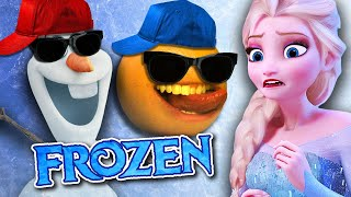 Annoying Orange - Storytime: Frozen
