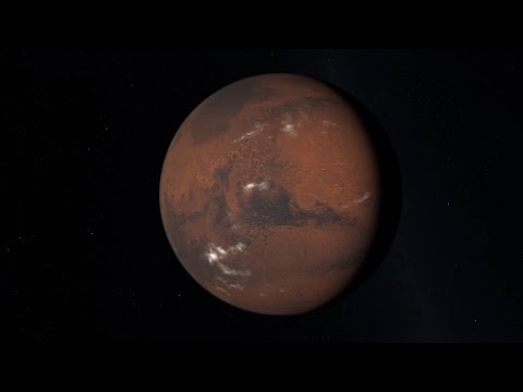 Mars is Easily Visible as it Approaches Earth | Video