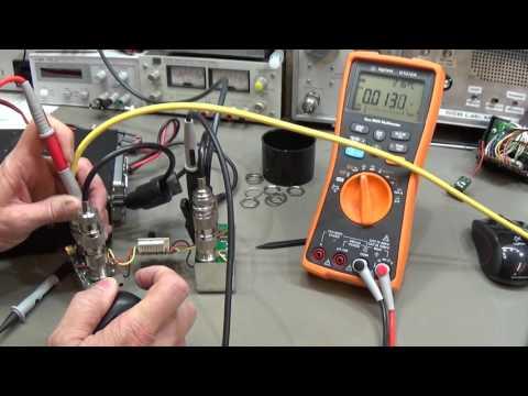 #92 How to test and repair a SWR/Watt meter DIAMOND SX600 diy