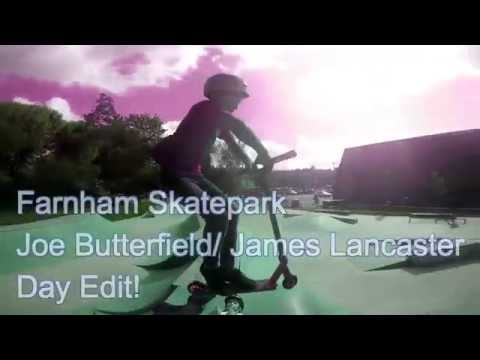 James Lancaster/Joe Butterfield | Farnam Day Edit!