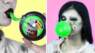 Zombies Wollen Deine Süßigkeiten! 9 Süßigkeiten Rezepte Für Zombies