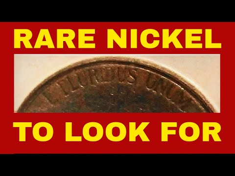 CHECK YOUR CHANGE FOR THIS RARE 1964D NICKEL. VALUABLE NICKELS TO LOOK FOR!!