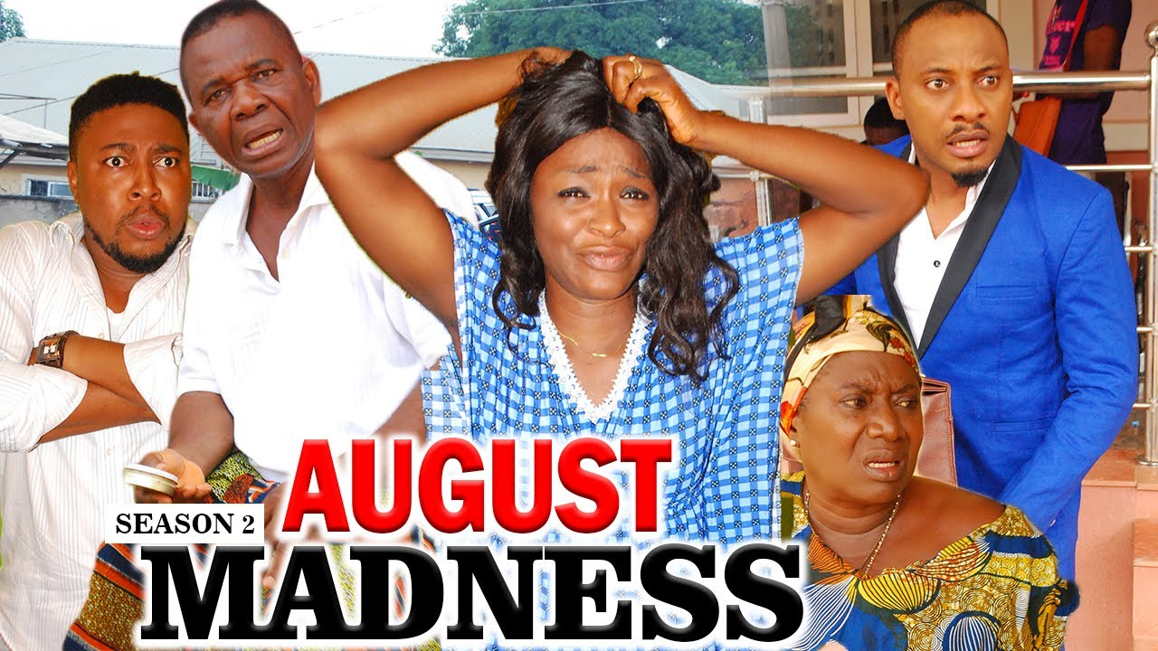 Download AUGUST MADNESS 2 (CHACHA EKEH) - LATEST NIGERIAN NOLLYWOOD MOVIES