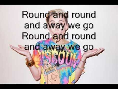 Miley Cyrus 4x4 - Lyrics