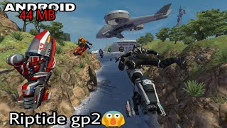 HOW TO DOWNLOAD RIPTIDE GP2 ANDROID OFFICEL GAME