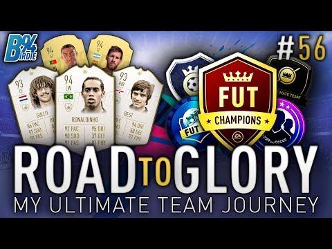 Saving For Vieira!!!  - FIFA 19 RTG #57 thumbnail