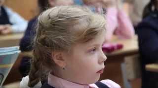 Урок мужества в гимназии им. Подольских курсантов