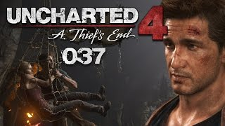 UNCHARTED 4: A THIEF'S END #037 - Kein Entkommen | Let's Play Uncharted 4