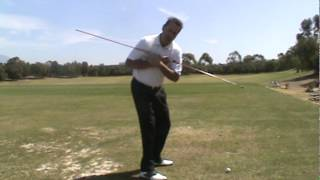 The Perfect Golf Shoulder Turn