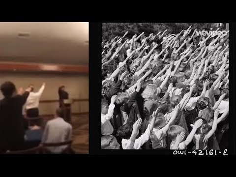 California High School Students Sing Nazi Song and Gave Hitler Salute
