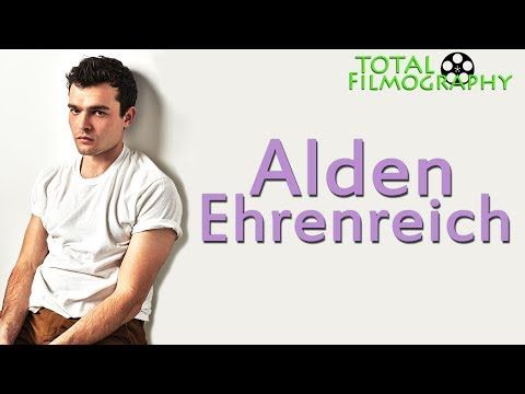 Alden Ehrenreich  EVERY movie through the years  Total Filmography  Han Solo in Star Wars