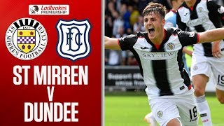 St Mirren 2-1 Dundee | Mullen Bags a Brace! | Ladbrokes Premiership