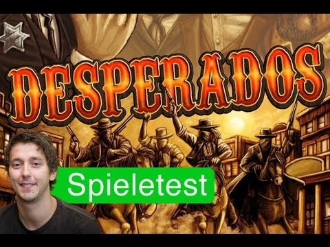 Desperados Spiel