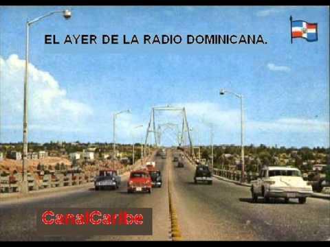 El ayer de la radio dominicana Radio television Dominicana 1970