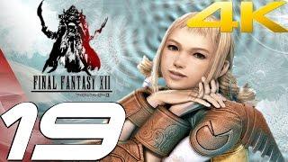 Final Fantasy XII HD - Walkthrough Part 19 - Mosphoran Highwaste [4K 60FPS]