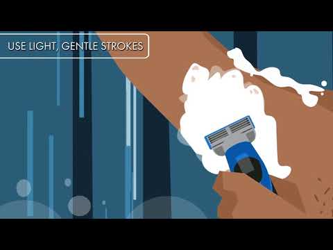 Manscaping | How to Trim & Shave Body Hair with Gillette STYLER