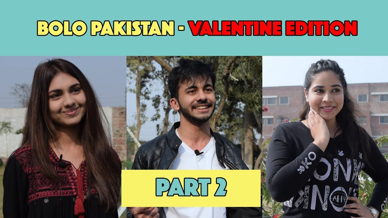Bolo Pakistan | Valentine's Edition | Part 2 | MangoBaaz