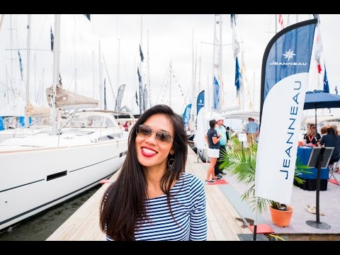 SAILBOAT SHOPPING AT ANNAPOLIS BOAT SHOW 2017 | Spring Edition