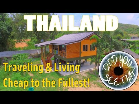 Thailand Traveling & Living Cheap to the Fullest Ep. 2