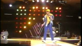 Baltimora - Woody Boogie (Live Riva Del Garda 1985)