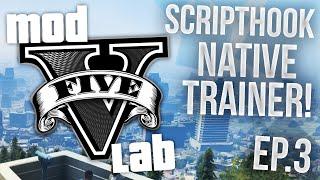 GTA V PC: Mod Lab - Script Hook, ASI Loader & Trainer Installation! - Episode 3! (HD)