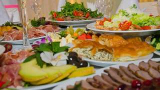 """БОГАТЫЕ СТОЛЫ,вкусные блюда в """"Marry me"""" Banquet Hall"""