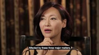 Gambar cover Exclusive Kara Hui Interview Part 3 - Favorite Role