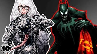 Top 10 Alternate Versions Of Symbiotes Better Than The Original